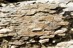 Geologiskt vaggar arkivbilder