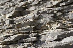 Geologiskt vaggar arkivbild