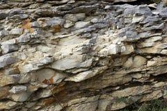 Geologiskt vaggar royaltyfri foto