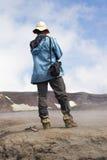 Geologo Fotografia Stock