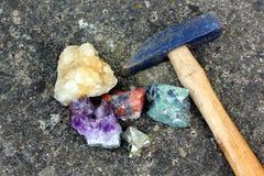 geology royalty-vrije stock afbeelding