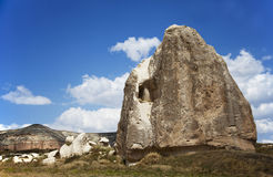 Geology of Cappadocia Turkey Stock Photography
