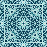 Geolumina: Geometrisch Vectorart octagonal design royalty-vrije illustratie