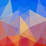 Geométrico abstracto Imagenes de archivo