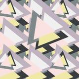 Geométrico abstracto Fotos de archivo