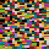 Geométrico abstracto del modelo Imagen de archivo libre de regalías