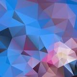 Geométrico abstrato Fotos de Stock Royalty Free