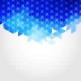 Geométrico abstrato Imagens de Stock Royalty Free