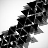Geométrico abstrato Imagem de Stock Royalty Free