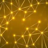 Geométrico abstrato Fotografia de Stock Royalty Free