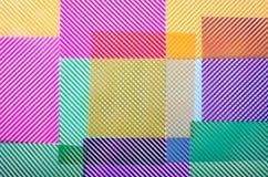 Geométrico abstrato Foto de Stock