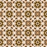 Geométrico sem emenda do teste padrão Imagens de Stock Royalty Free