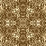 Geom?trico met?lico do fundo da textura do ouro luxo do papel de parede ilustração do vetor