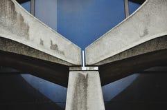Geomethric linie Fotografia Royalty Free