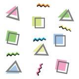 geometría Imagen de archivo