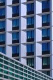 Geometría de Architectual de la ciudad Foto de archivo