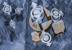 Geometría direccional Imagen de archivo libre de regalías