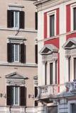 Geometrías romanas Foto de archivo libre de regalías