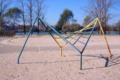 Geometría en la playa Fotos de archivo