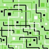 Geometri fodrar sömlöst royaltyfri illustrationer
