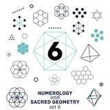geometria święta fotografia royalty free