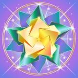 geometria święta Fotografia Stock