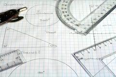 geometria Obrazy Royalty Free