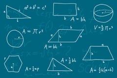 Geometria Imagem de Stock