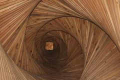 Geometria abstrata Fotografia de Stock Royalty Free