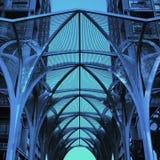 geometria architektury Zdjęcia Stock