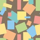 geometria bezszwowa Zdjęcie Royalty Free