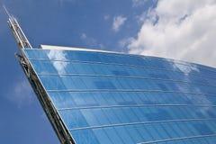 Geometria do edifício Fotografia de Stock Royalty Free