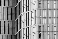 Geometria i architektura Obraz Stock