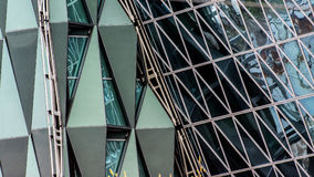 Geometria i Archtecture Obrazy Royalty Free