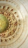 Geometria i symetria w Indiańskiej kulturze Zdjęcie Stock