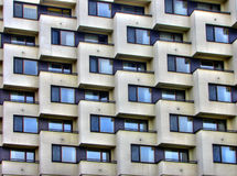 geometria miejskiej Fotografia Stock