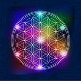 Geometria sagrado 5 Fotografia de Stock Royalty Free