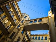 Geometria St Petersburg jardy fotografia stock