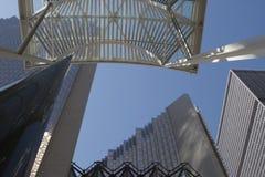 Geometria urbana Imagens de Stock