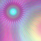 Geometric abstract. Stock Photo
