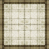 Geometric Abstract Background. In brown and white tones Stock Image