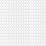 Geometric Abstract Background With Connected Line And Dots Patterns. Vector illustration EPS10 Royalty Free Stock Images