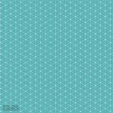 Geometric Abstract Background With Connected Line And Dots Patterns. Vector illustration EPS10 stock illustration