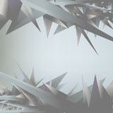 Geometric abstract Royalty Free Stock Images