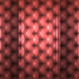 Geometric abstract background in illumination for your creativity. Stock Photo