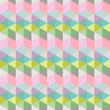 Geometric abstract background vector Stock Image