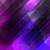 Geometric abstract background. Vector illustration background Royalty Free Stock Photography