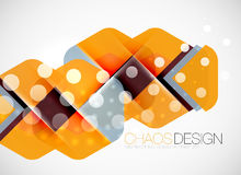 Geometric abstract background Stock Photos