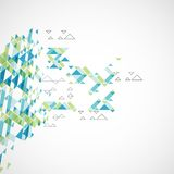 Geometric Abstract Background. Vector Stock Images