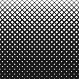Geometric abstract black and white rounded square pattern background design with diagonal squares. Geometric abstract black and white rounded square pattern Royalty Free Stock Photos